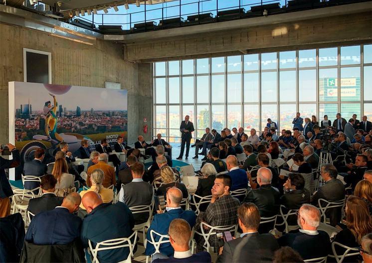 EICMA 2019 Conferenza di presentazione