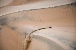 la foto più bella della Dakar