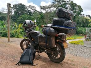 viaggiare-con-moto-elettrica-bagagli-pieno-carico