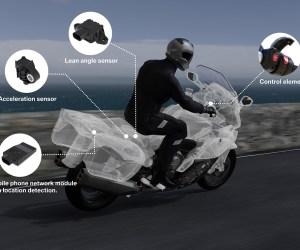 eCall di BMW Motorrad Intelligent Emergency Call