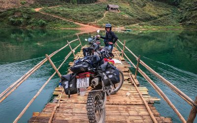 viaggio in moto in Vietnam con 250cc fly & ride