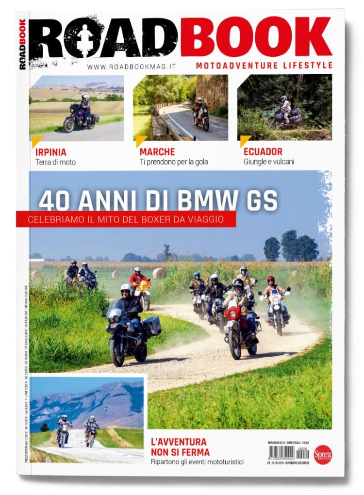 Copertina RoadBook numero 20