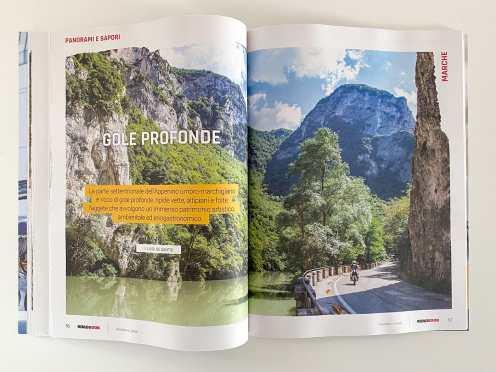 Rivista RoadBook numero 20 Regione Marche