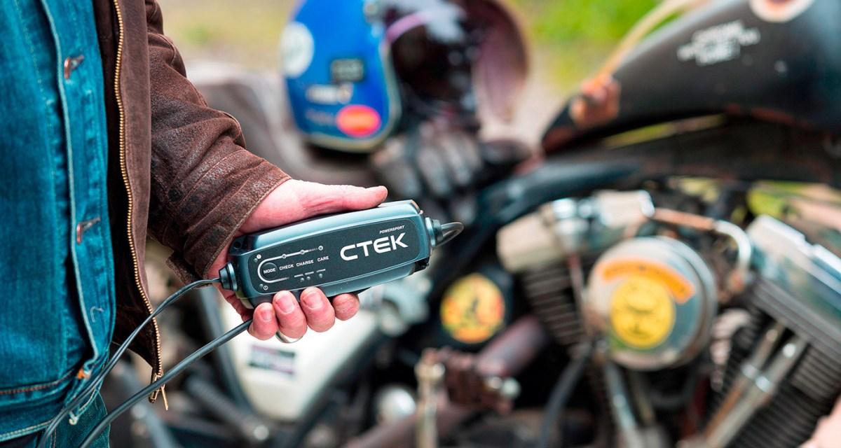 Batterie Poweroad e caricabatterie Powersport di Intec