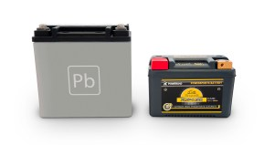 Batterie Poweroad e caricabatterie Powersport di Intec 6