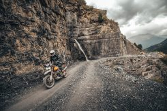 Franco Picco eventi Moto Raid Experience