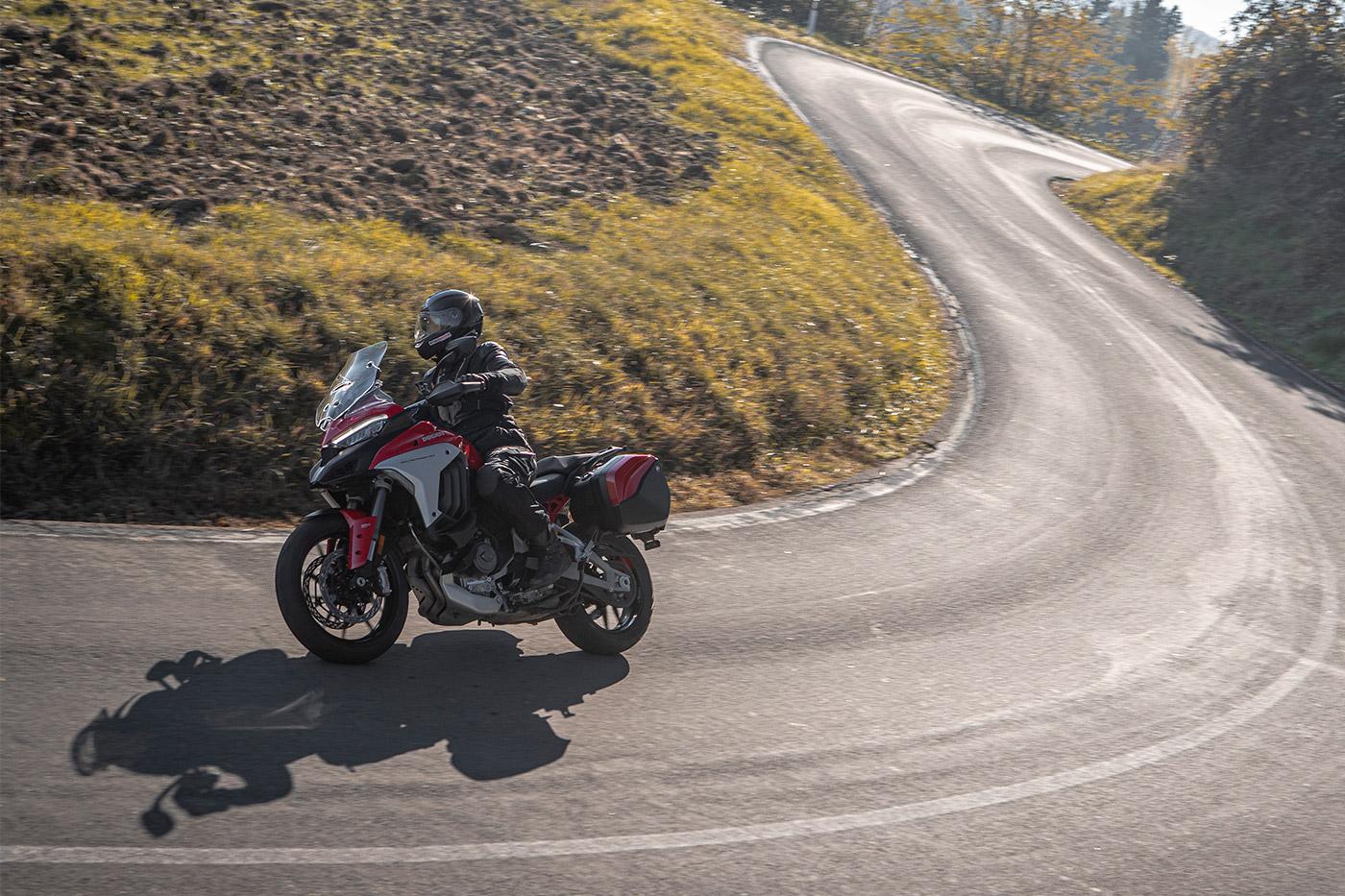Video - Ducati Multistrada V4