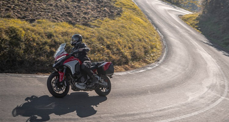 Video - Ducati Multistrada V4