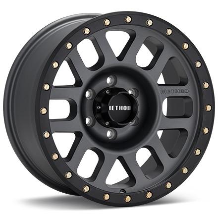 method_mr309_mgbl_pdpfull General Grabbers All-Terrain Tires and Method Race Wheels from Tirerack.com