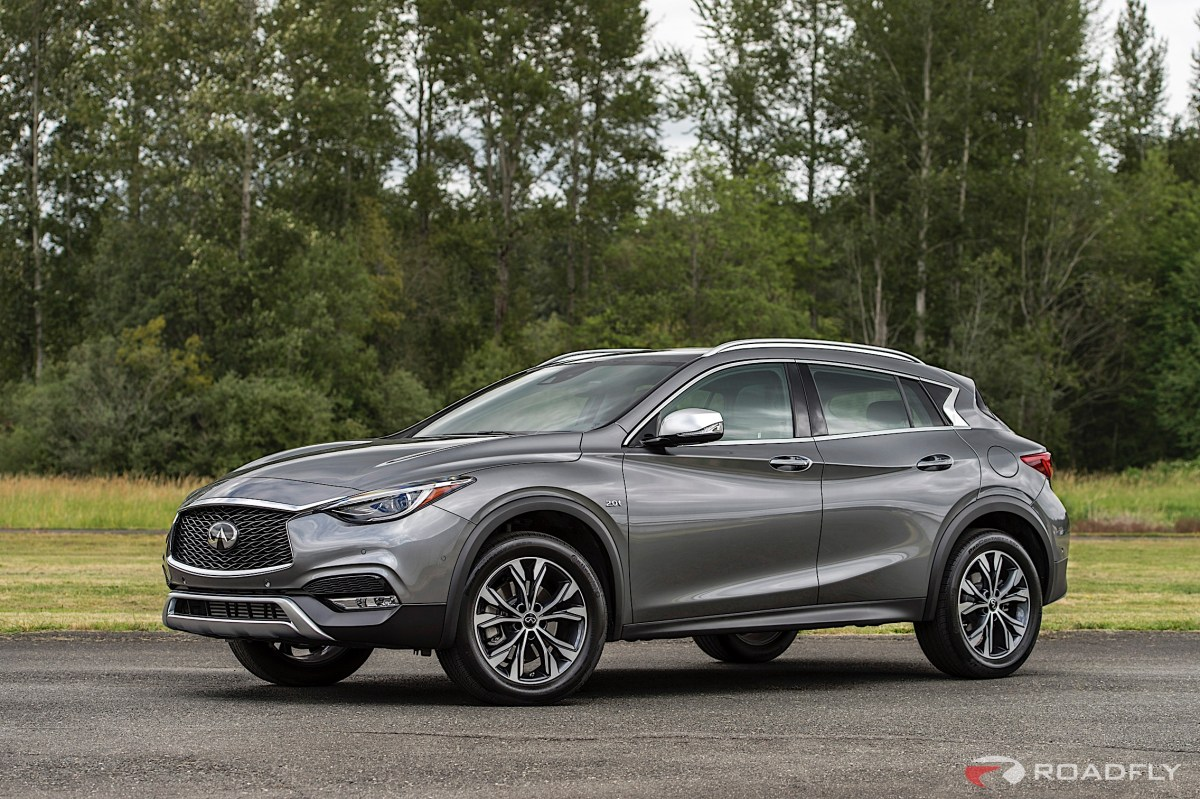 2017 Infiniti QX30 – Shared tech brings a new segment for Infiniti