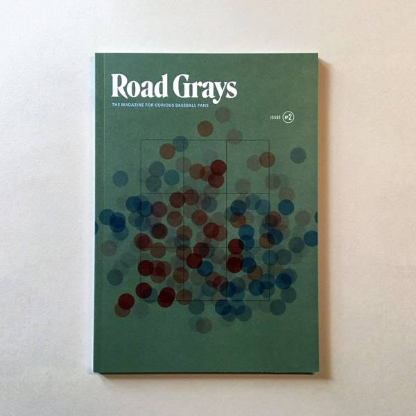 Road Grays magazine Issue 2 cover