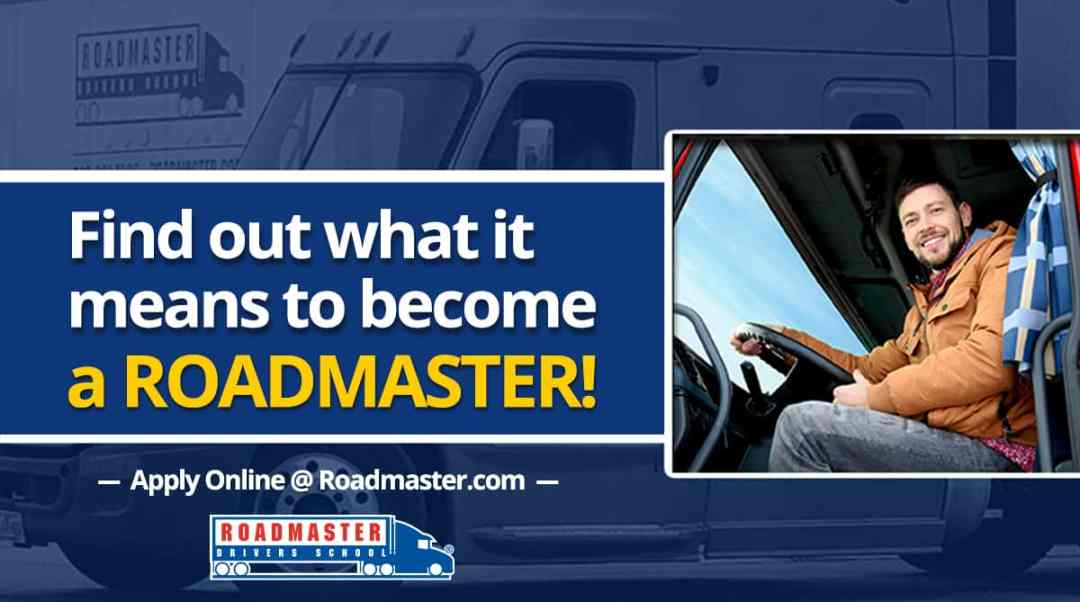 (VIDEO) Find Out What It Means To Become A Roadmaster!