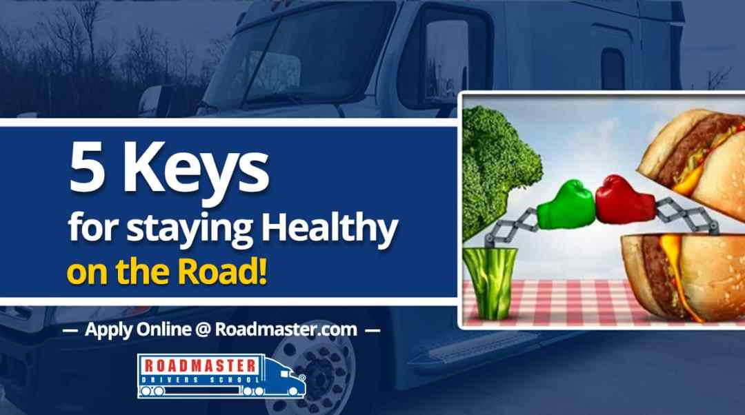 5 Keys For Staying Healthy On The Road