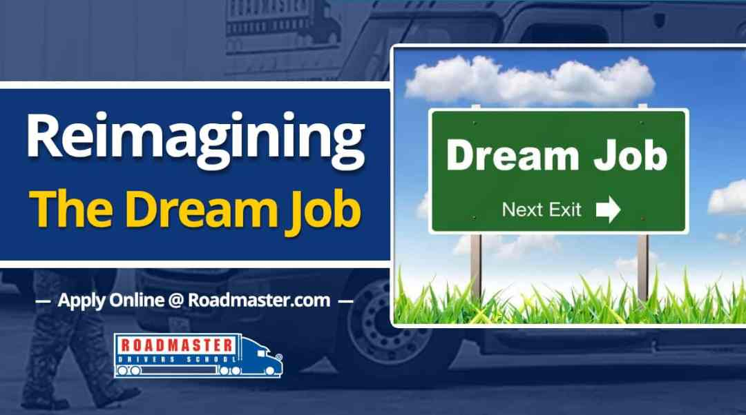 Reimagining the Dream Job.