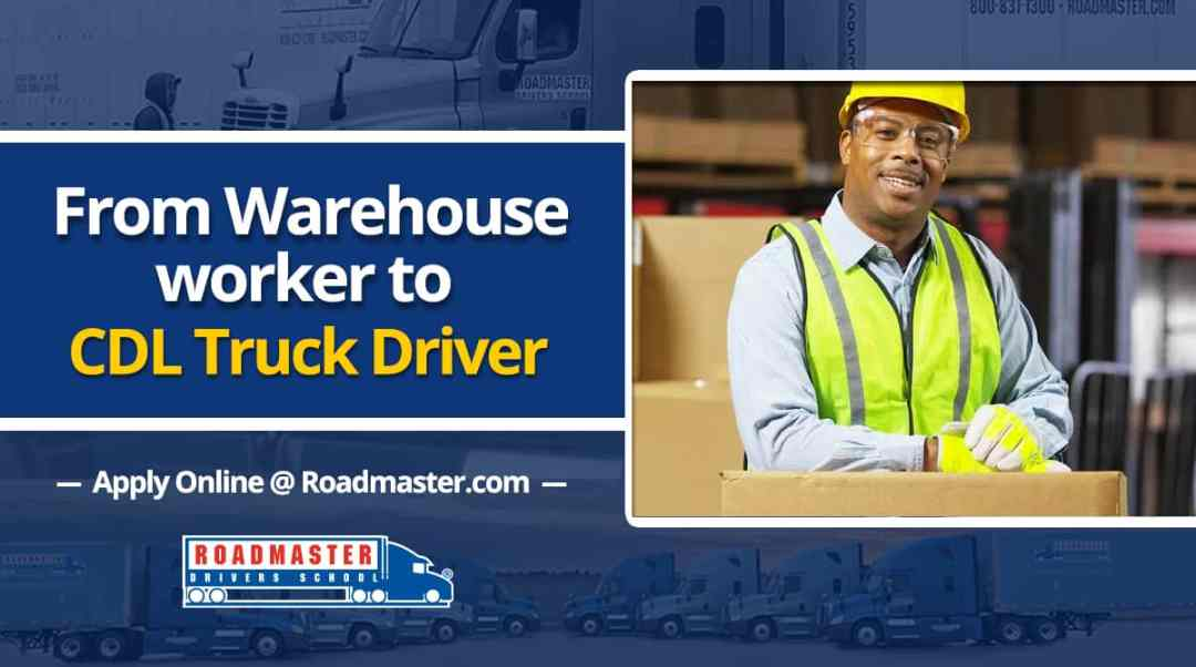 Get Out of the Warehouse and Onto the Road with Professional Truck Driving