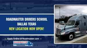 Roadmaster Dallas: New Location Now Open!