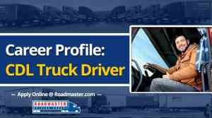 Solo Truck Driver Career Profile