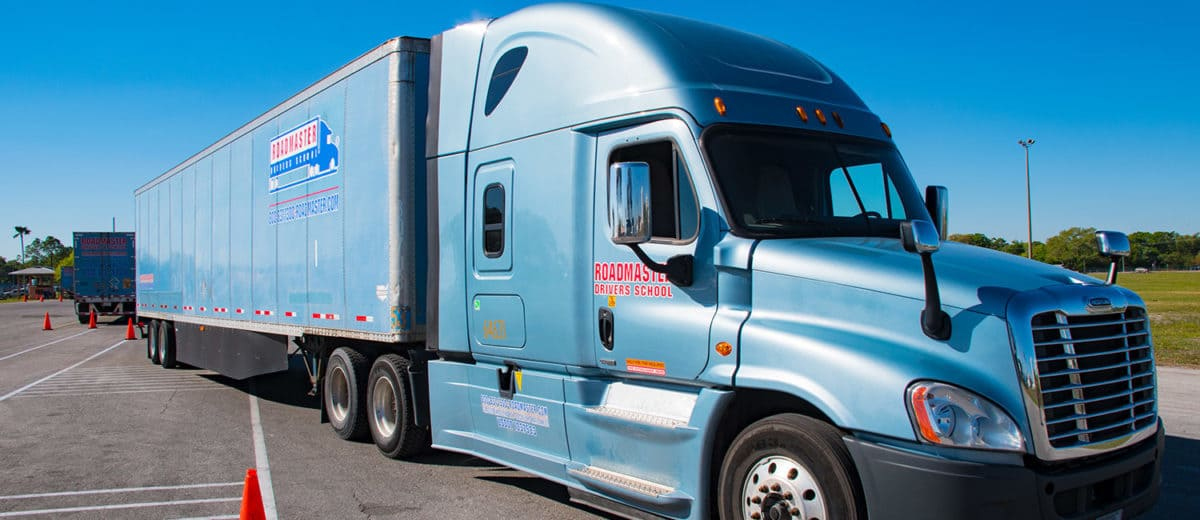 Cdl Training Truck Driving School In Tampa Fl Roadmaster