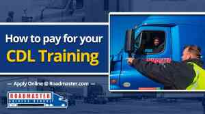 How to Pay for CDL Training