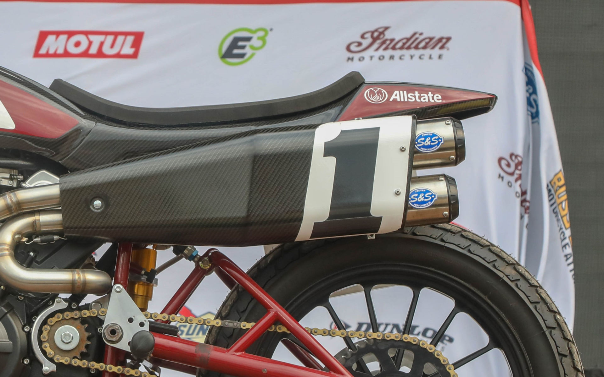 american flat track s s cycle is