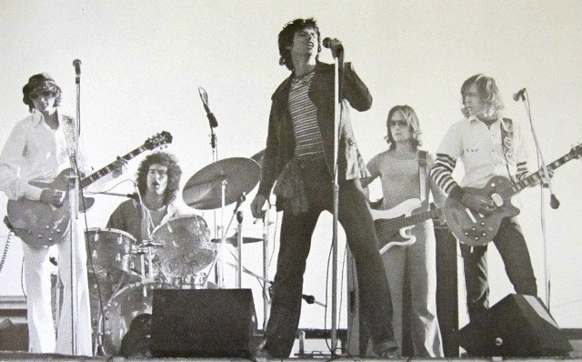 The Angels in 1976