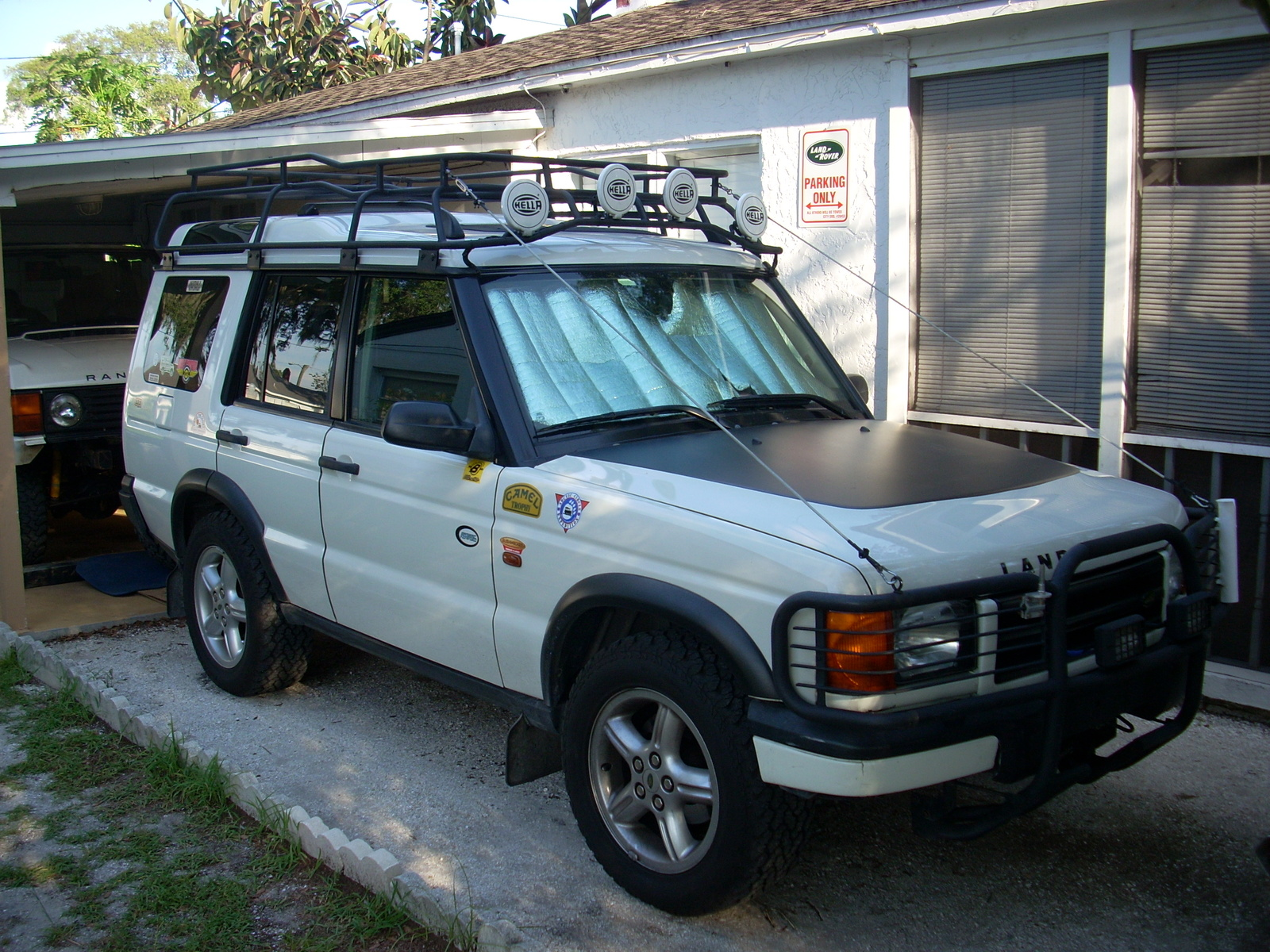 Collection Land Rover Discovery Ii