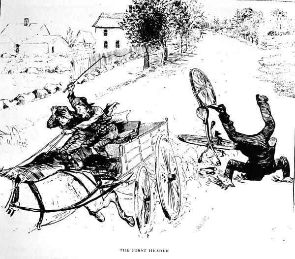 do saite Roads Were Not Built For Cars