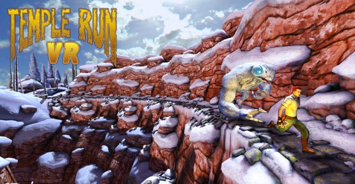 'Temple Run VR' Brings the Mobile Mega-hit to Samsung Gear VR