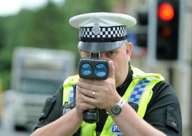 Speeding Cases Near Schools