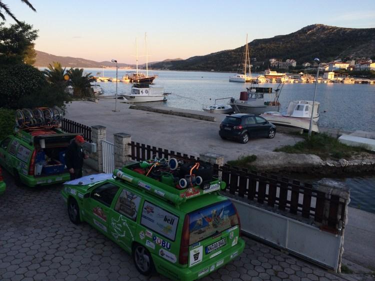 Unterkunft in Split