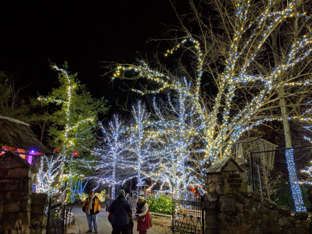 Rock City Enchanted Garden Of Lights 2018 Roadtrips Rollercoasters