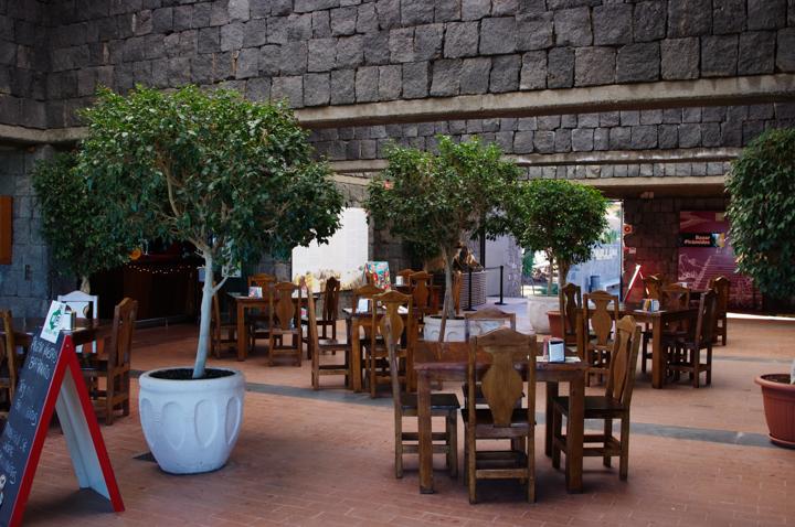 Guimar-Museum-Tenerife-cafe