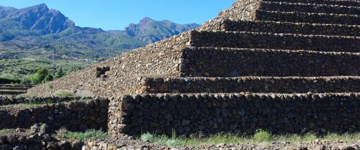 Visit of the Guimar Pyramids in Tenerife
