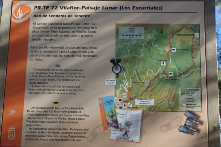 Paisaje Lunar - Lunar Landscapt - Vilaflor - Tenerife