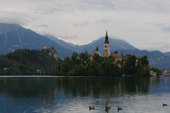Lake Bled - Slovenia-13