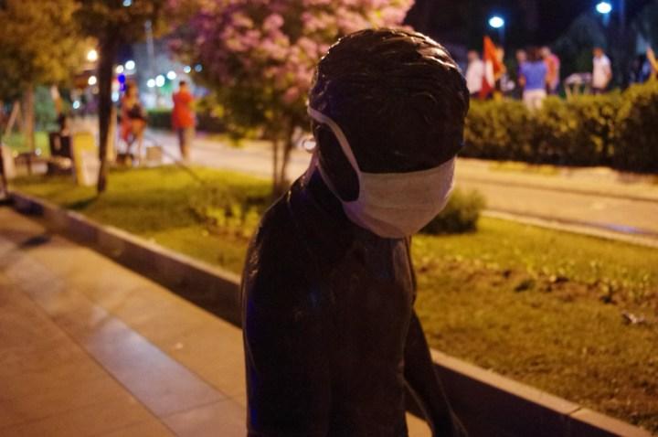 Antalia-Turkey-occupy-Gezy-statue