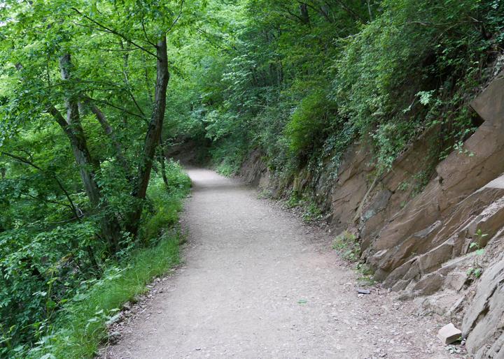 Eltz-Burg-Castle-Germany-path-2