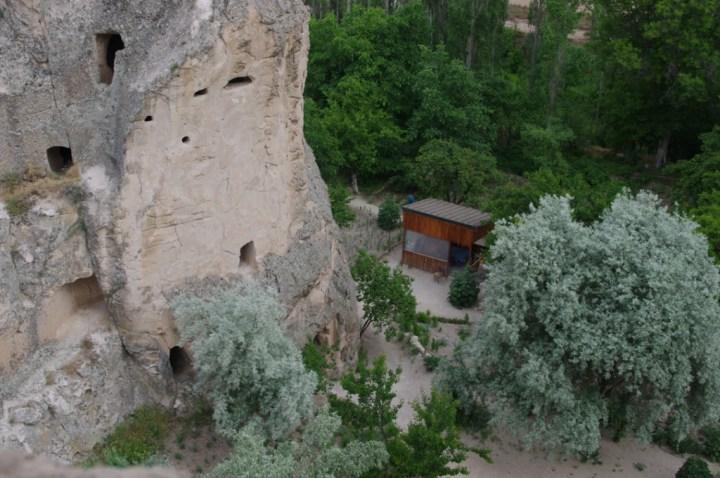 Keslik Monastery - Turkey - Cappadocia-4