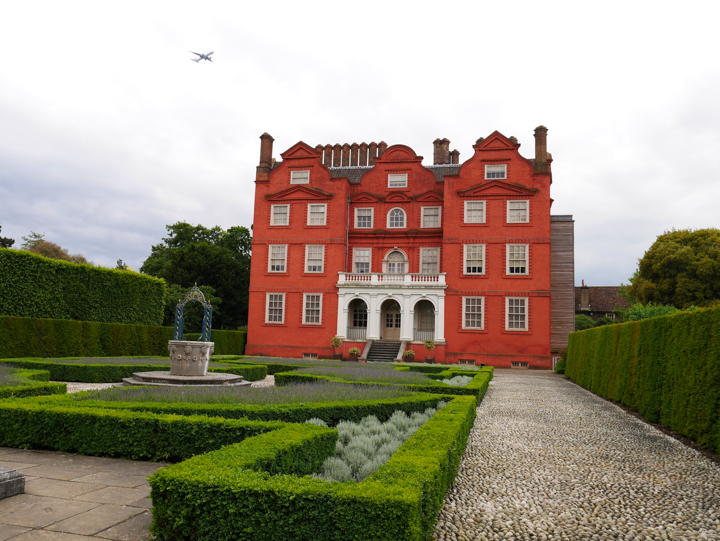 Kew-Palace-Garden-London-UK-back view