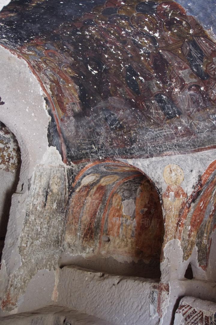 Soganly valley - church snake - yilandi Kilise