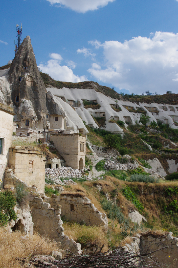 Turkey - Cappadocia -Goreme - hotel-13