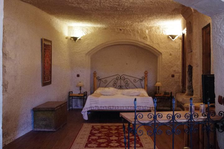 Turkey - Cappadocia -Goreme - hotel-2