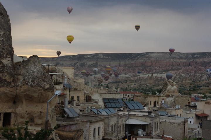 Turkey - Cappadocia -Goreme - hotel-4