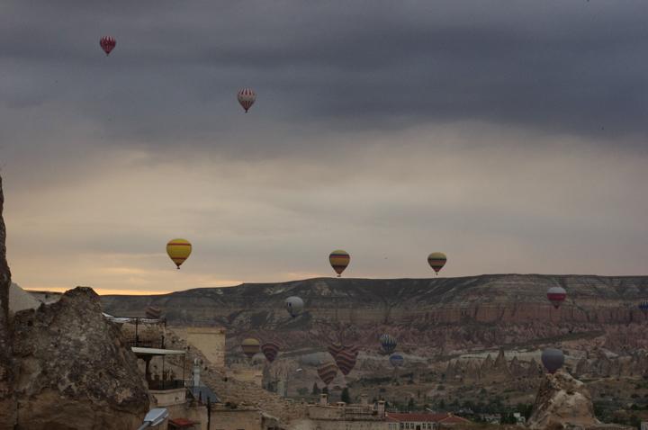 Turkey - Cappadocia -Goreme - hotel-6