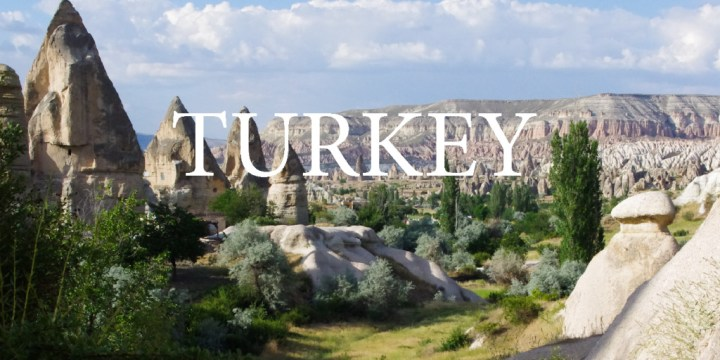 A Road Trip in Turkey - Itinerary and more on Road Trips around the World