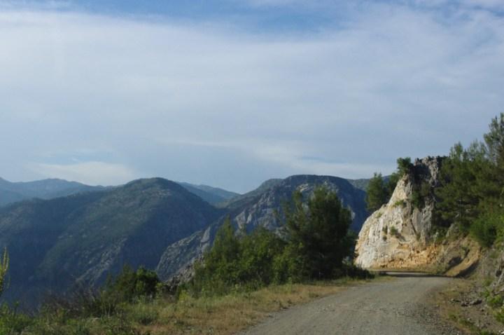 Turkey - road - Cappadocia_-8