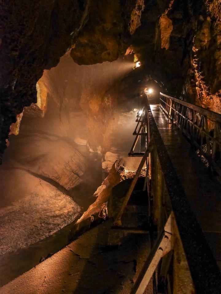 Caves Han - Belgium