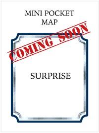 MINI POCKET MAP - SURPRISE