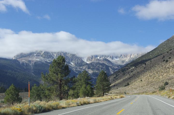 USA Road trip - road pictures - Yosemite