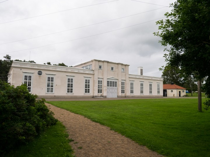 Grimeton Radio Station- Sweden - buidling